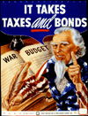 It Takes Taxes And Bonds