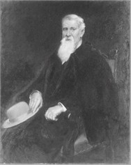 Prominent financier Jay Cooke.
